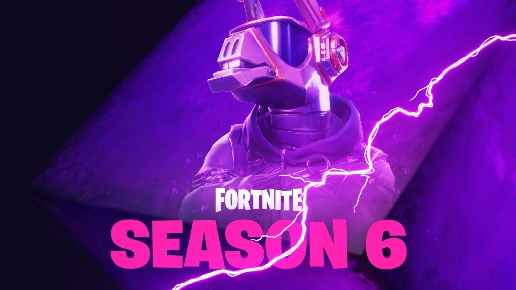 Fortnite Season 6 Teaser