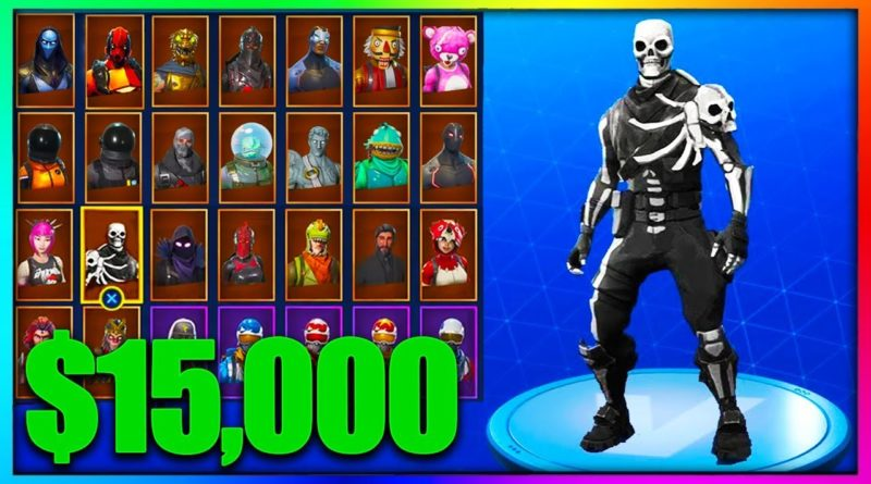 Fortnite Accounts for Sale