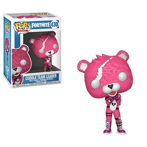 Fortnite Funko Pop Cuddle Team Leader