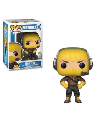 Fortnite Funko Pop Raptor