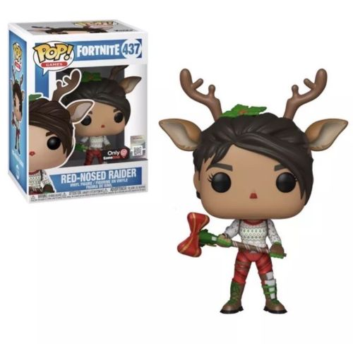 Fortnite Funko Pop Red Nosed Raider