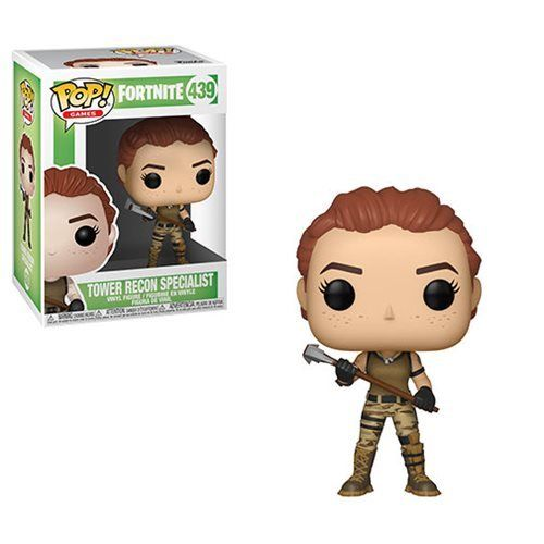 Fortnite Funko Pop Tower Recon Specialist