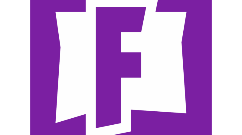 Fortnite F Icon Square
