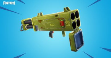 Fortnite Quad Launcher