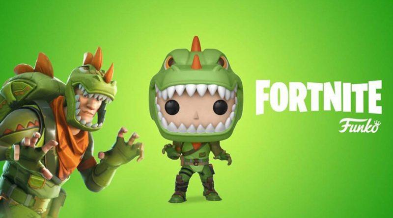 Fortnite Funko Pop Rex