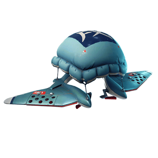 Poofy Parasail
