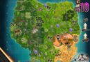 Fortnite Season 6, Week 10 – Cheat Sheet Map & Challenges