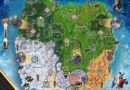 Fortnite Season 7, Week 4 – Cheat Sheet Map & Challenges