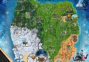 Fortnite Season 7, Week 5 – Cheat Sheet Map & Challenges